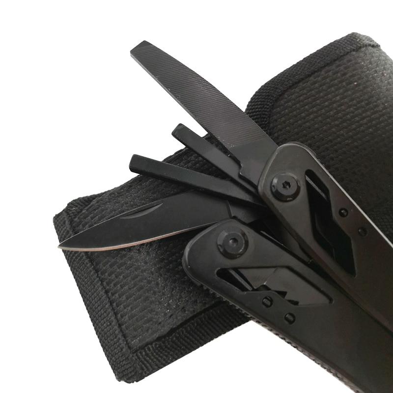 Knife  Multi Tool Pliers EDC Tools Ganzo Multitools Folding Plier Fishing Pliers 26 in 1 Multifunction Tungsten Cutter S-FK019