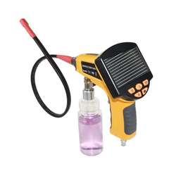 3.5/4.3 Cal klimatyzator parownik wizualne czyszczenie boroskop rozpylanie AV ręczny endoskop