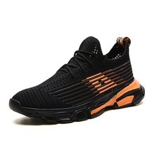 Light Weight Running Shoes for Men 2019 Spring Autumn Comfortable Anti Slip Male Shoes Outdoor Walking Sneakers Men autumn spring children shoes brand outdoor trainner male sneakers anti skid wear running shoes breathable for men comfortable