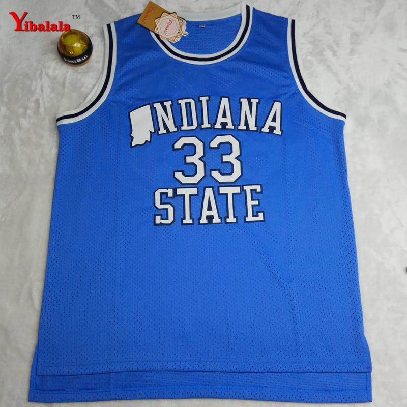 best website 5b9ef 4c4b5 2019 Dwayne Mens College Cheap Basketball Jerseys #33 Larry ...
