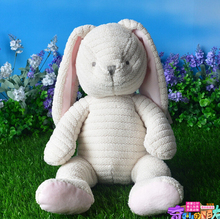 Rabbit Doll  Cute  Plush Toys  Infant Doll  Super Soft Appease  Toy  Gifts