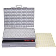 AideTek BOXALL корпус 4 для поверхностного монтажа SMD SMT 0805 0603 0402 для хранения компонентов