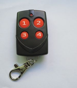 Allstar 9921T-318, 9921MT, 9921TK Cloning Remote Control Duplicator 318 MHz Fob Only Work For  Fixed Code