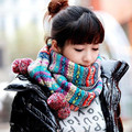 New Women Scarf Fashion Brand hair ball Autumn Winter Scarf Luxury Bohemia Scarves for Women F018
