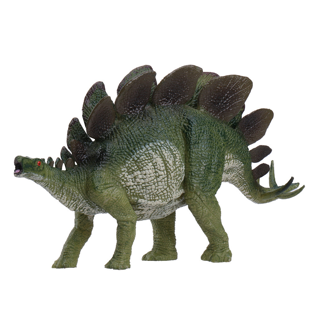 Dinosaur Toys for Kids Plastic Dinosaurios De Juguete Figure Toy Park Dinosaur Model Toys for kids Stegosaurus Model K420