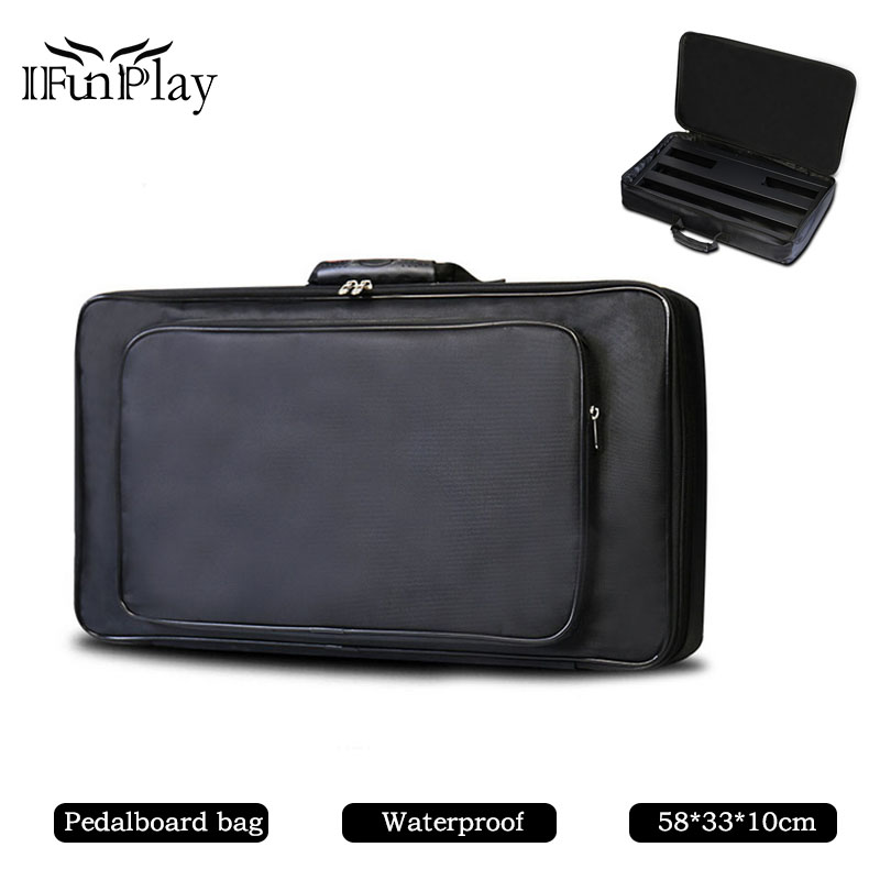 Enjoyable Waterproof Guitar Effects Pedalboard Bag Electric Guitar Pedal Board Wiring Digital Resources Anistprontobusorg