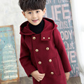 Sell Like Hot Cakes Wool Coat For Boys Wool Coat For Boys Boys Wool Jackets Children Girls Spring Autumn  Wool Jackets For Baby