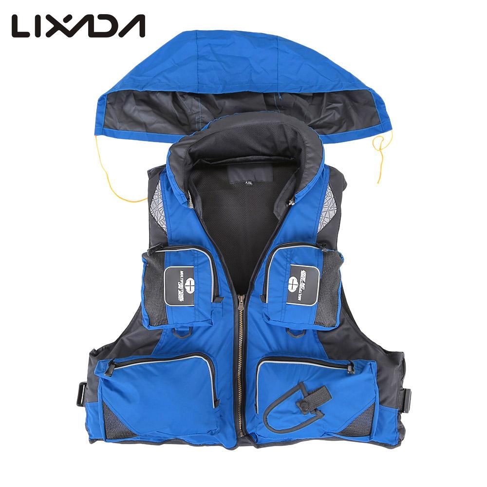 Online buy wholesale fishing life vest from china fishing for Fishing life jackets