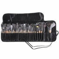 T2N2 Fashion Durable 32pcs Soft Makeup Brushes Professional Cosmetic Make Up Brush Tool