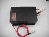 AC220V RECI лазерной co2 источника питания 80 Вт DY10 W2/V2/S2 лазерной трубки лазерная гравировка/резки