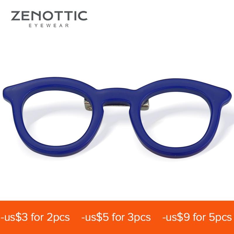 093c27132b1e Eyeglasses Enamel Multi Color Lapel Men Small Glasses Brooch Pin Metal  Brooches Safety Pin Male Brooch