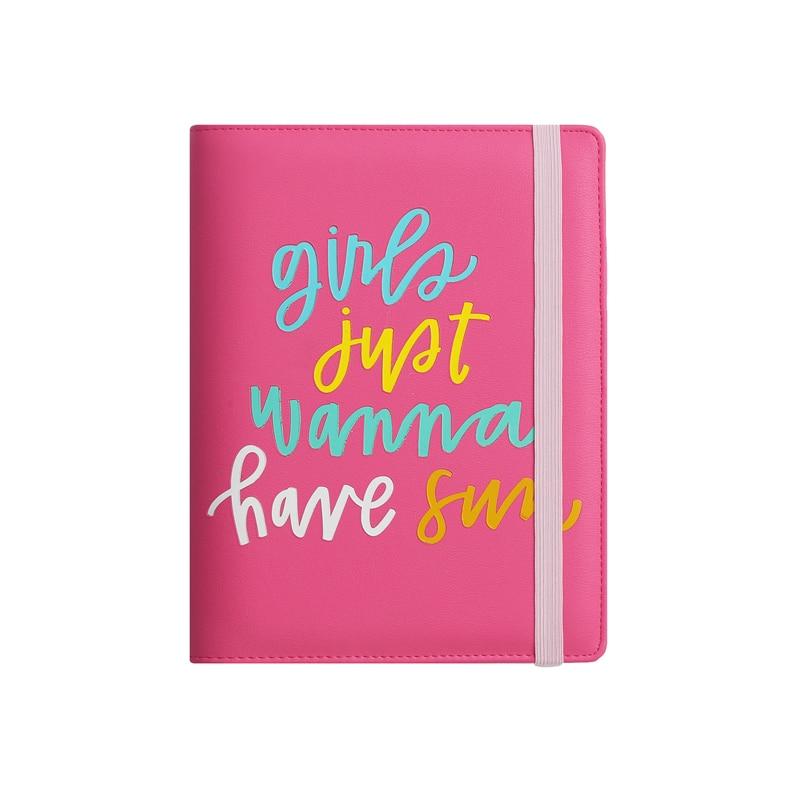Lovedoki Couleur Bonbon Cahier À Spirale Journal Intime Journal A5 Planificateur Agenda 2019 Papeterie Fournitures Scolaires