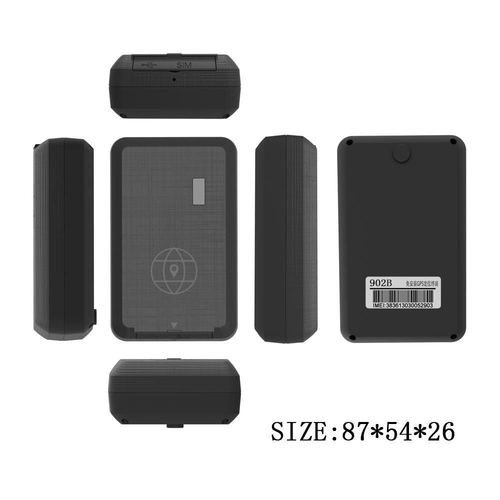 Starke Magnetische Smart Gps Tracker Ysj15 Für Fahrzeug Autos Tamper Alarm 6800 Mah Lange Standby Elektronische Zaun 850/900 /1800/1900 Mhz Reich Und PräChtig