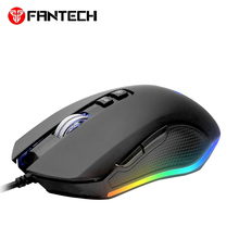 FANTECH X5S Wired Gaming mouse 7 Button 4800 DPI LED Optical USB Game mouse For USB Computer Mouse Gamer Mice For lol plug gamer цена и фото