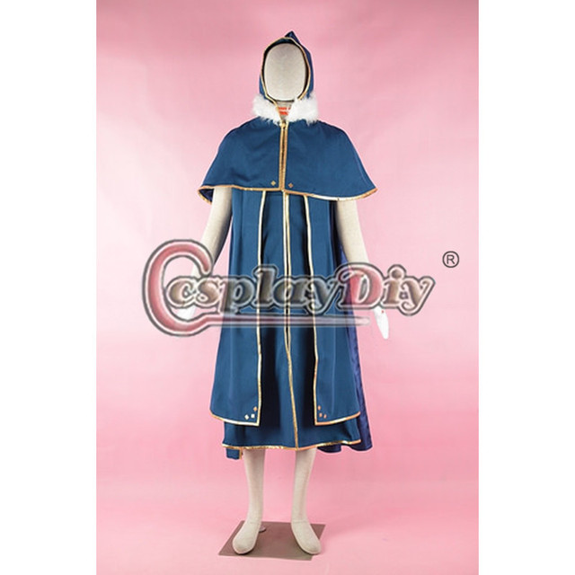 Cosplaydiy Final Boss Veigar Cosplay Costume Adult Halloween Game LOL Dress Costumes Custom Made D0721