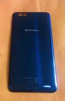 Usado Original de Protecção Da Bateria Tampa Do Caso para o Blackview P6000 Helio P25 Octa Core 5.5