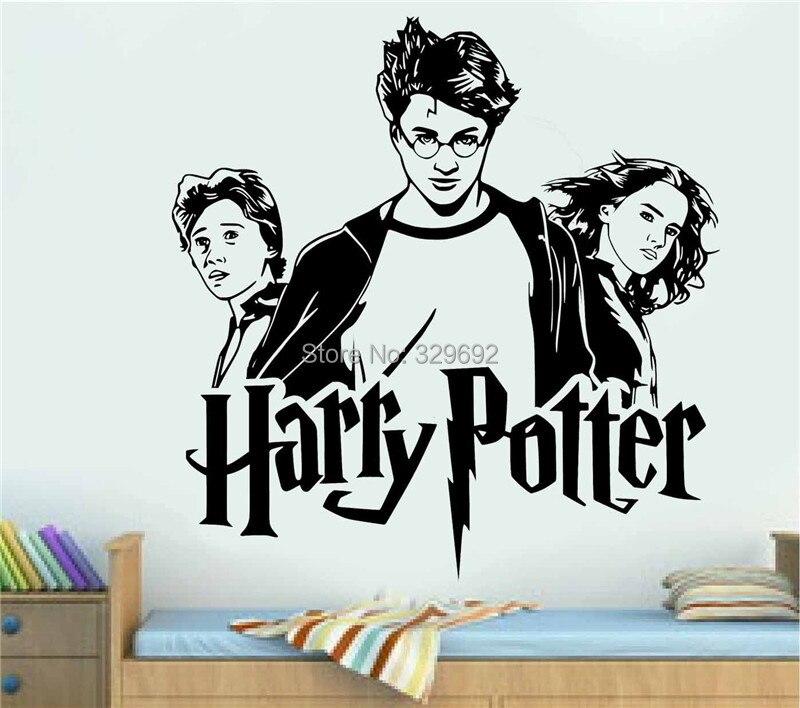 Popularne Mural Harry Potter kupuj tanie Mural Harry
