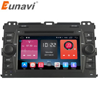 Eunavi 4G LTE SIM Quad Core 2 Din Android 6 0 Car DVD Player For Toyota
