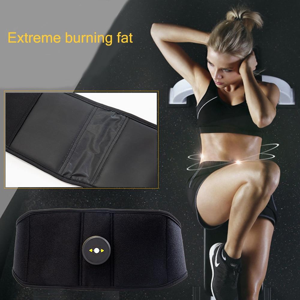 ems muscle stimulator slimming and weight loss machine
