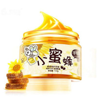 Milk Honey Whitening Hand Cream Hand Wax Anti Wrinkle Hand Mask Skin Care Hydrating Exfoliator Anti