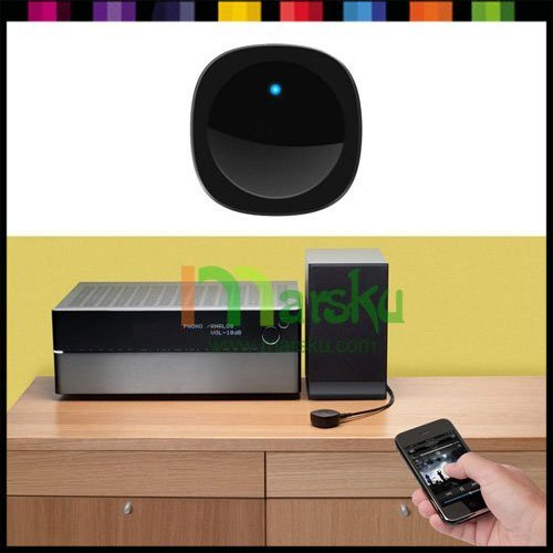 2011 NEW Mini Bluetooth Wireless Music Audio Receiver Adapter / Free shipping #2342