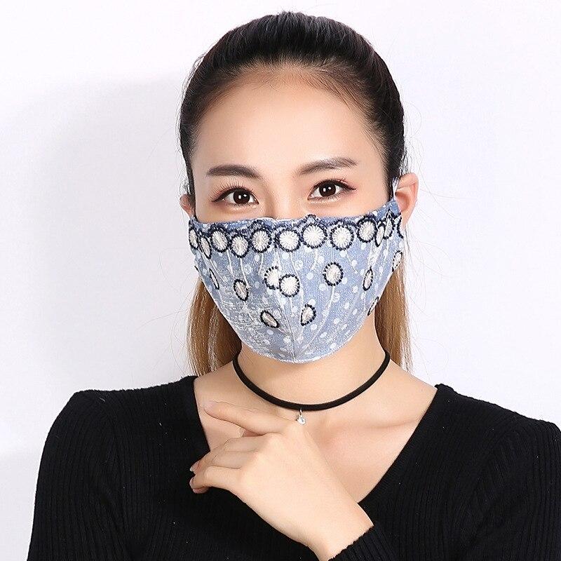 Hart Arbeitend 5 Teile/paket Verdickt Winddicht Atmungsaktiv Koreanischen Kalten Anti-staub Masken Warme Starke Atmen Maske Mund Kpop Maska Bekleidung Zubehör