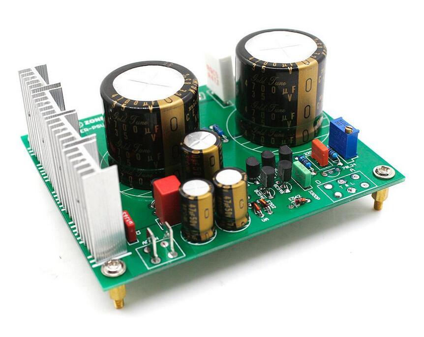 Montado S11 SUPER fuente de alimentación regulada lineal de LPS PSU