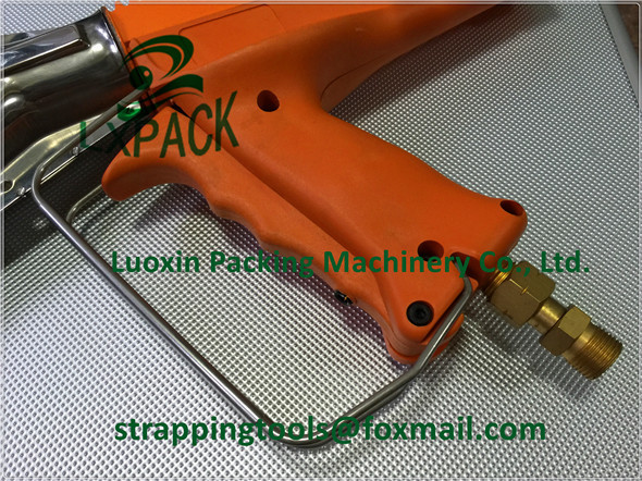 LX-PACK Rapid boat sealing packing film yacht protection shrink gun wrapping machine Shrink wrap Torch gas burner heat tool kit