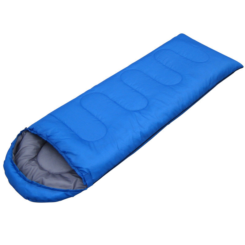 Multifunctional Outdoor Thermal Sleeping Bag Envelope Hooded Travel Camping Keep Warm Water Resistant Bags Lazy In From Sports