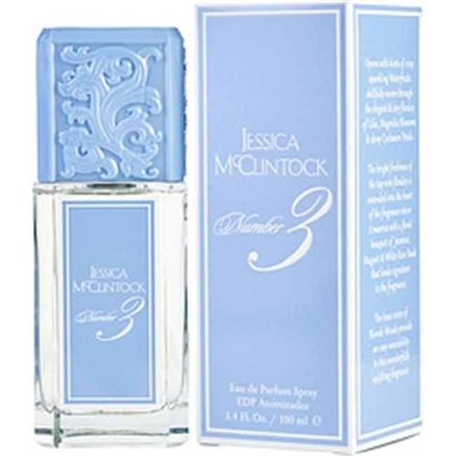 Jessica McClintock 119471 Jessica Mcclintock No. 3 3.4 oz Eau De Parfum Spray jessica ann redmerski sarai tapmine