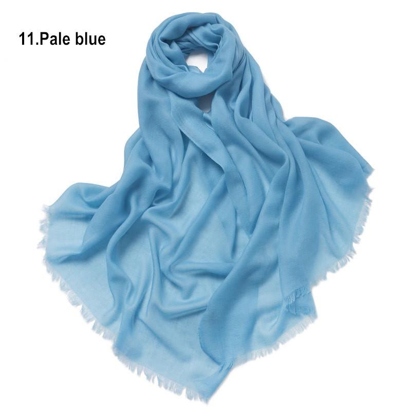 11. Pale blue