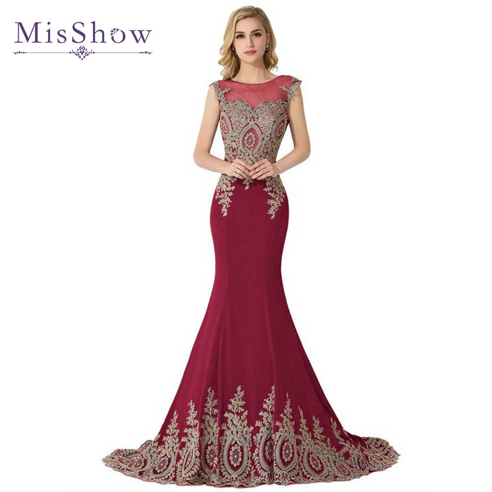 93a9222cbca06 vestido de festa 2019 Prom dresses Long Mermaid Dresses Gold Appliques  Royal Blue Kaftan Dubai dress Evening Party Prom Dress