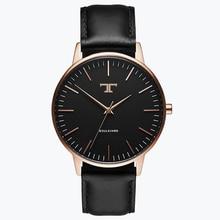 Кварцевые Часы Мужчины Женщины Известный Бренд Золото Кожаный Ремешок Наручные Часы Relojes 2017 Montre Homme Эркек Коль Наручные Часы