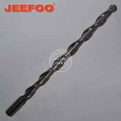 12*250H * 300L Jeefoo اثنين أداة تقطيع خشب بسنين الأنف قطع بت/قطع تفريز/كربيد أدوات الحفر/نحت نهاية مطحنة ل ثلاثية الأبعاد النجارة
