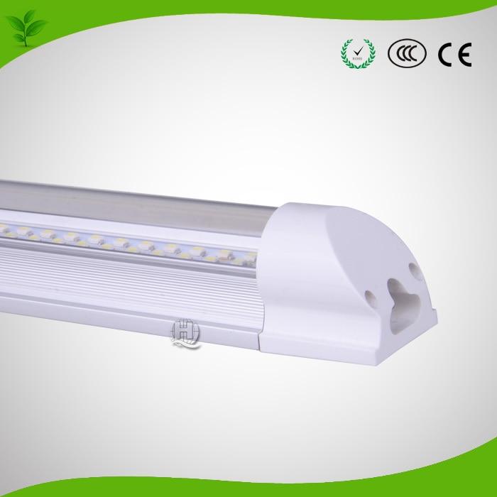 Led Light Fixture Cover: Fluorescent Light Fixture Plastic Cover T8 Led Fixture