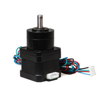 RepRap 3D Printer 42 Planetary Gear Stepper Motor Nema17 Motor High Torque Speed Reduction Ratio 5