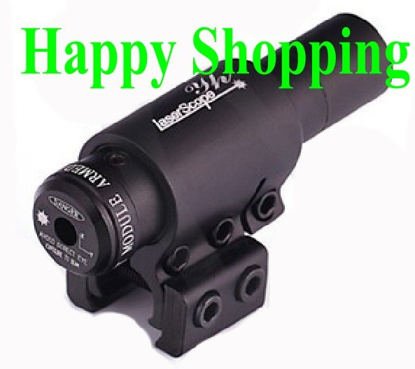 5 мВт пистолет красная лазерная точка прицел с 11 мм 20 мм Крепления