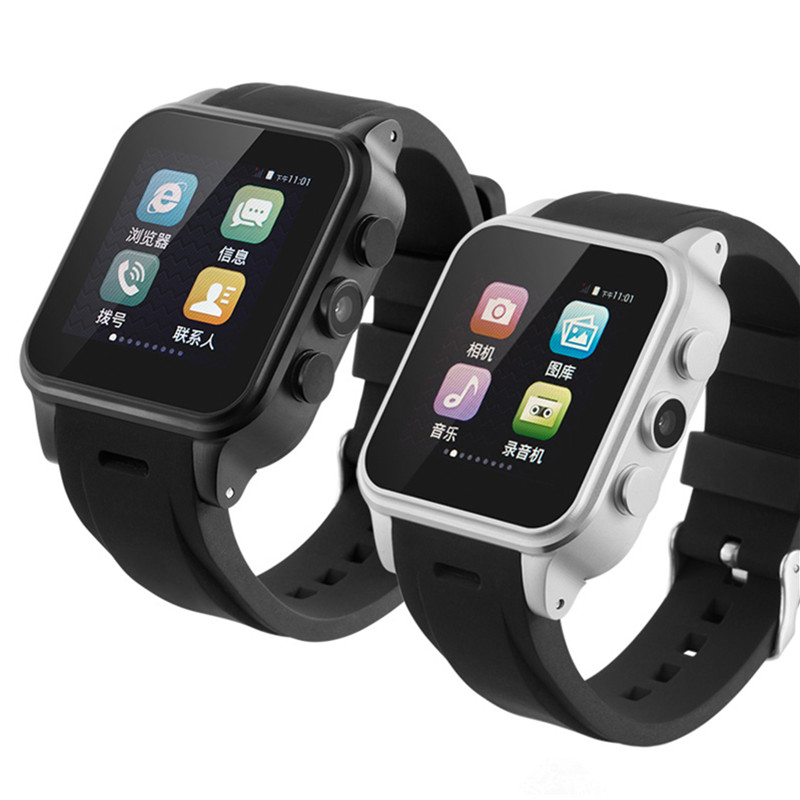 W308 Android 3G Smartwatch Heart Rate Tracker Smart Watch Support SIM WIFI GPS G-Sensor Smartwatches For Android IOS Smartphone teyo 3g smart watch kw99 bluetooth smartwatch android sports watch phone heart rate tracker sim wifi update from smartwatch kw88