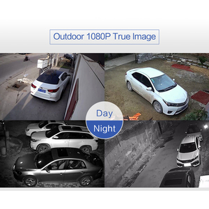 Image 3 - H.View Surveillance Camera 1080P 2.0MP Outdoor CCTV Camera IR Security Camera for Analog Surveillance System with BNC Connector
