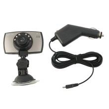 """Автомобиль Камеры G30 2.4 """"640×480 автомобильный видеорегистратор видеорегистратор даш cam 120 градусов широкоугольный motion ночной обнаружение видения g-sensor"""