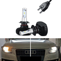 2x Canbus 6000k белый 8000lm H7 светодиодный светильник светодиодный лазерный наконечник головка светильник для Audi A4 B8 NonFL (2008)