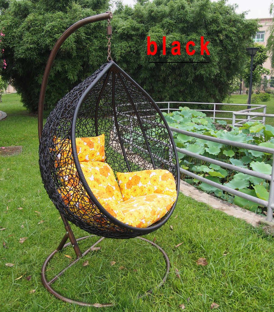 Hanging Chair Outdoor Australia Hiking Lightweight Ony To Brand New Top Quality Garden Pe Rattan Swing Indoor Egg In Patio Swings From Furniture On