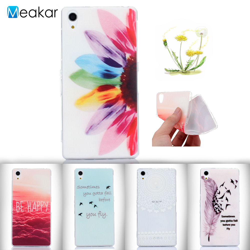 Fashion TPU Silicone Soft 5 0for Sony Xperia Z1 Case For Sony Xperia Z1 C6903 L39H