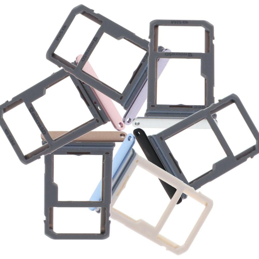 Original SIM Card Tray Holder Slot for Samsung Galaxy S8 G950 S8+ Plus G955