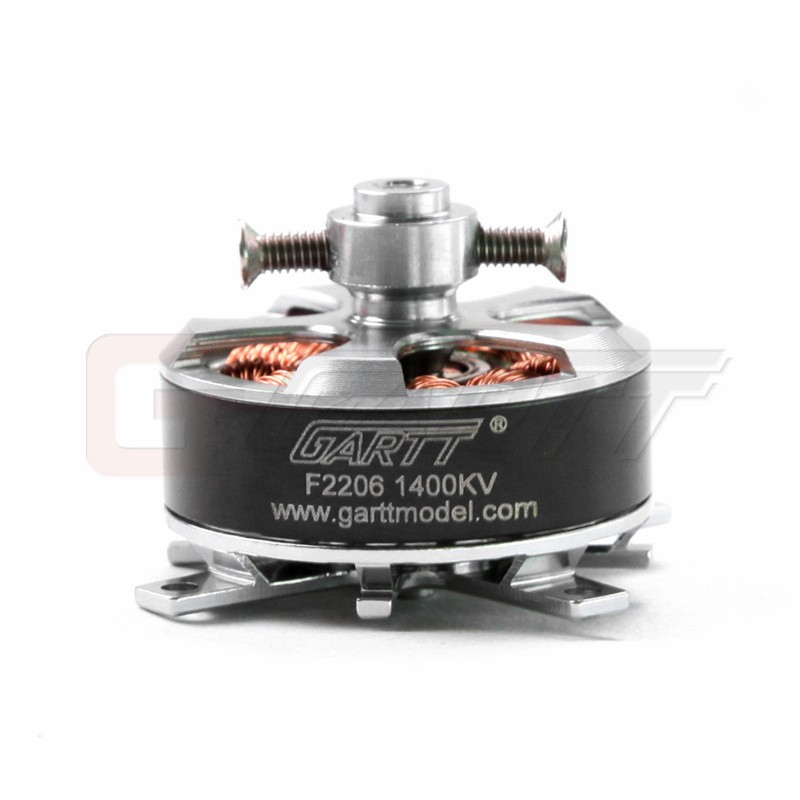 GARTT F 2206 1400KV Brushless Motor For F3P RC Fixed-wing Aeroplane Airplane a2212 1400kv motor with installation kit for fixed wing rc drone brushless outrunner motor for aircraft quadcopter helicopter