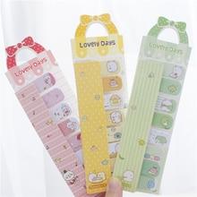 48 pcs/Lot Cute memo pad Cat Rabbit Sumikko gurashi sticky note Message tab stationery office accessories School supplies CM530