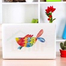 Color Fish Hight Quality Wall Stickers For Nursery Bathroom Kids Room Decor Cartoon Ocean Art Car Laptop