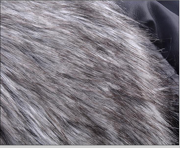 Della 2018 Modelli Finta Giacca Pelliccia Esplosione Black Volpe In Cappotti Pelle Paragrafo Scamosciata Di Femminile Breve Colletto Faux Del qcng6H