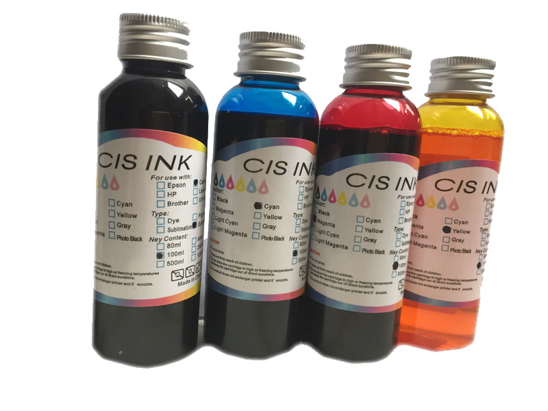 vilaxh 400ml Edible ink Food Ink for Canon cake house DIY For food use Cake