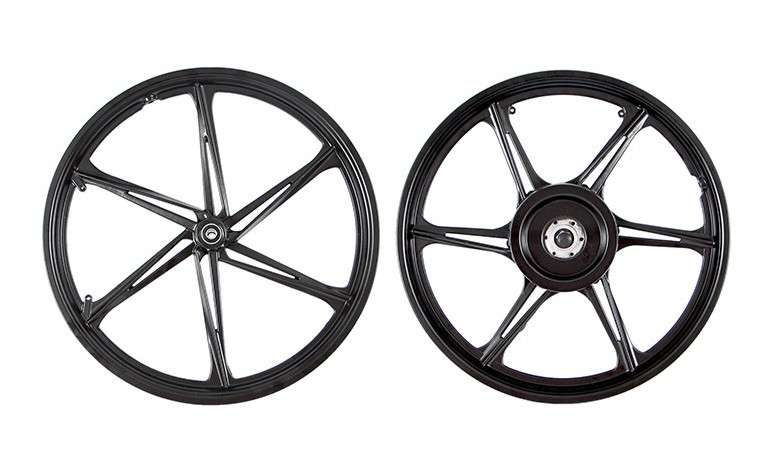 все цены на new product Magnesium Titanium alloy One piece in-mold electric Motor ebike wheelset